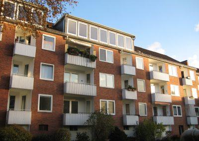 Wohnungen in der Kulenkampffallee