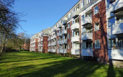 Kulenkampffallee – Modernisierung/Aufstockung einer Wohnanlage